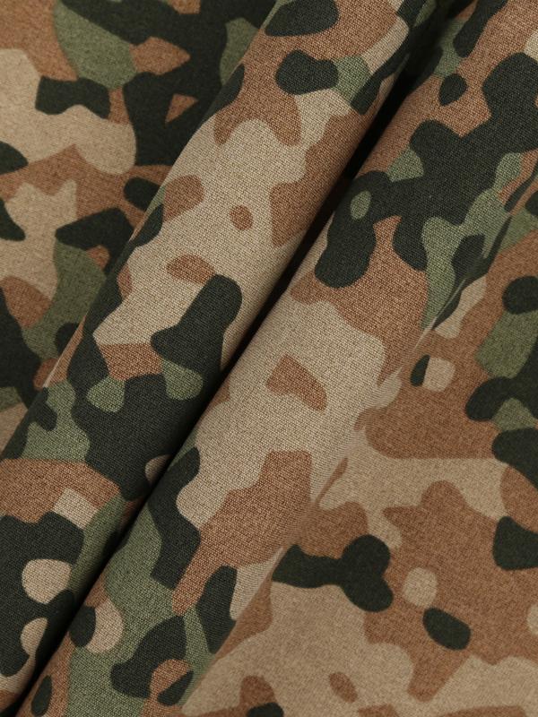 N70D*N160D 100% Polyester Camo Taslan Fabric